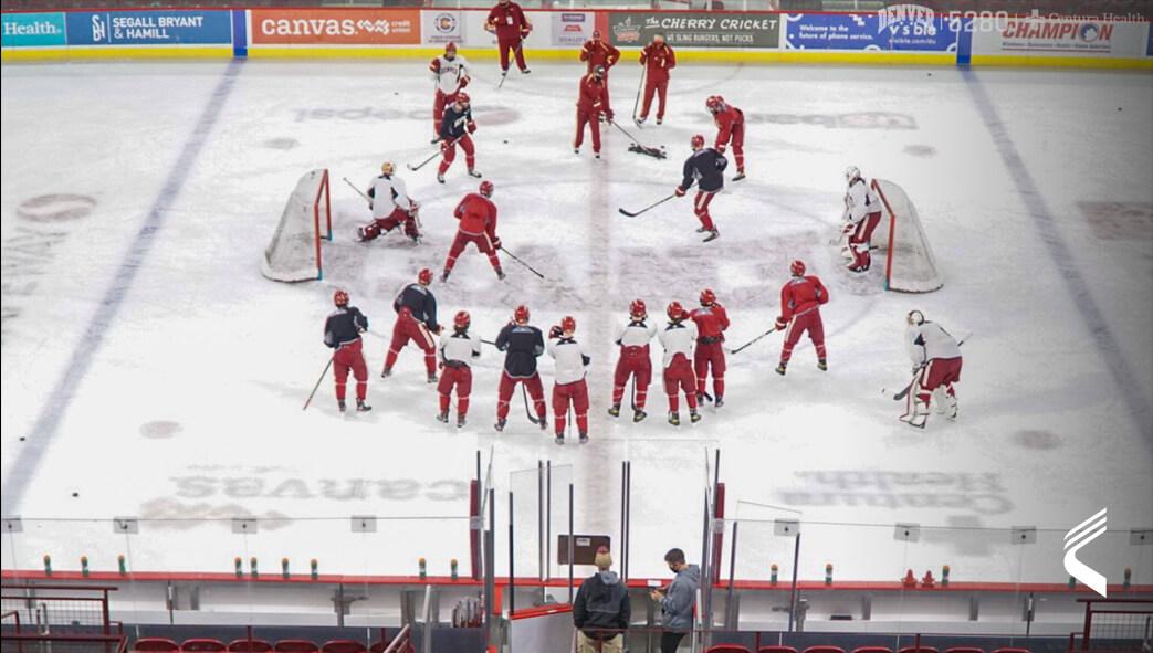 University of Denver: Hockey