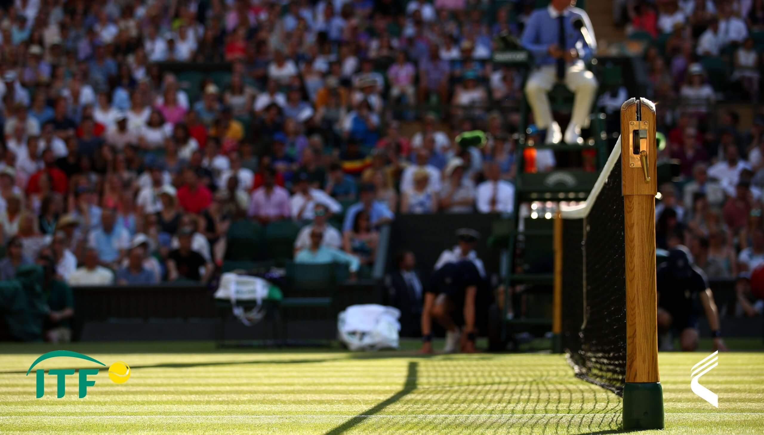 网球 - 认可技术