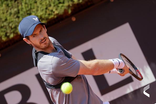 网球技术 - 安迪·穆雷