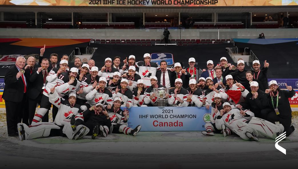 Eishockey Kanada 1